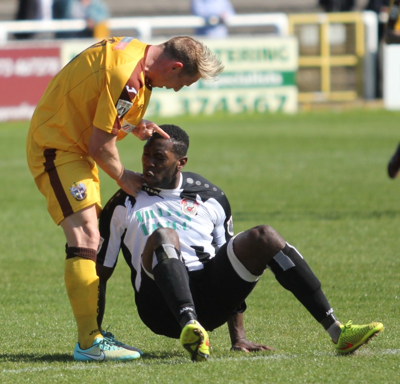 Bath City (0)0  Sutton United (1)2 13-sou11