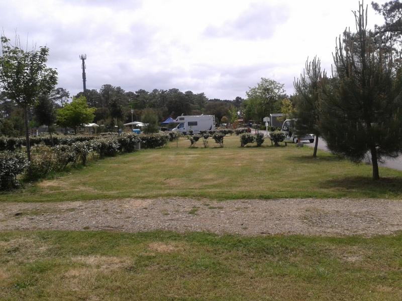 Camping SYLVAMAR - Aquitaine - 5 étoiles A10010