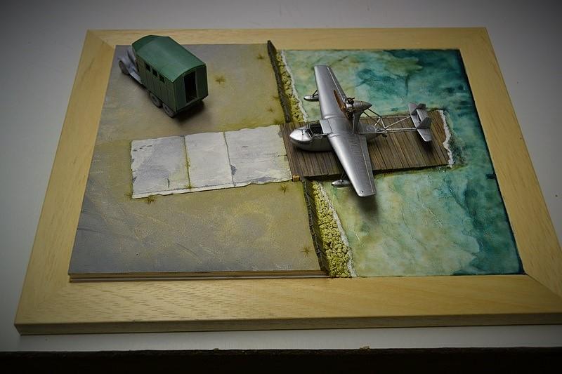 Hydroplane SPL et camion atelier Dsc_3112