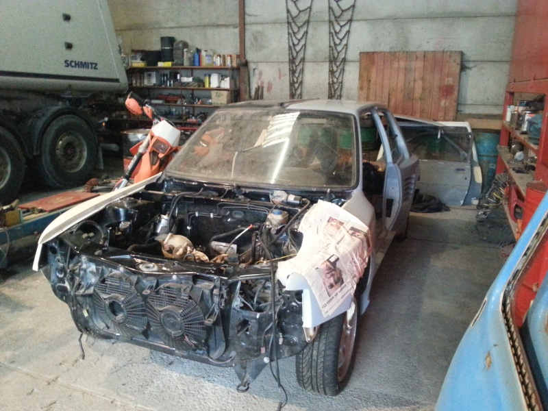 [QuentinS] 205 GTI DIMMA kit 3000 Restauration  111