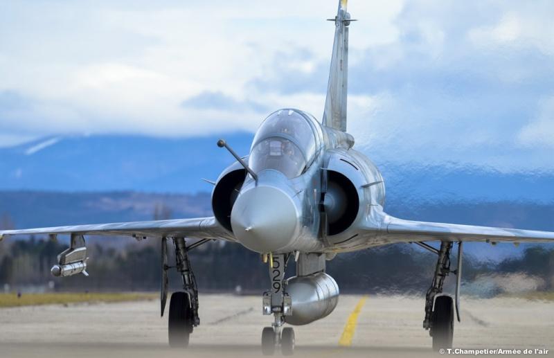 L'armee de l'Air a l'entrainement - Personnel volant et rampants Ob_fa410