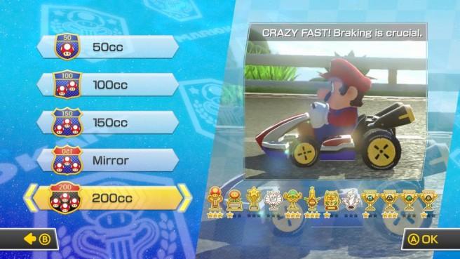 Mario Kart 8 : la classe 200cc débarque le 23 avril !  14279410