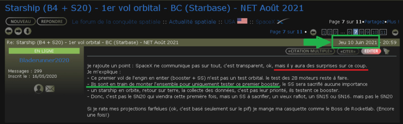 Starship (B4 + S20) - 1er vol orbital - BC (Starbase) - NET octobre 2021 - Page 11 Hjklm10
