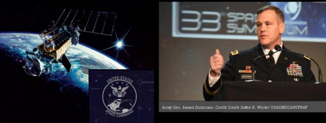 US Space Command : une culture de guerre spatiale.  Imagef10