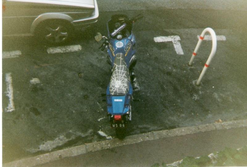 Votre moto avant le Tracer ? - Page 2 Numyri10