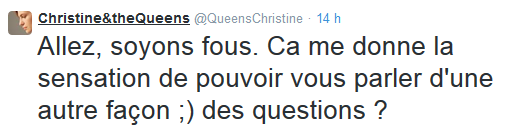CHRISTINE & THE QUEENS - Queen of Pop. - Page 6 -u-yi10