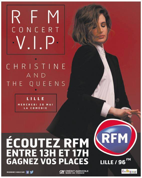 CHRISTINE & THE QUEENS - Queen of Pop. - Page 6 11207310
