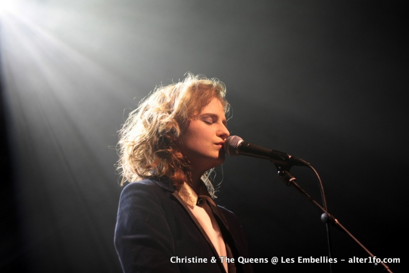 CHRISTINE & THE QUEENS - Queen of Pop. - Page 7 68310813