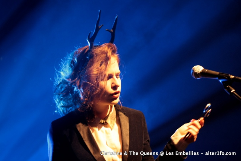 CHRISTINE & THE QUEENS - Queen of Pop. - Page 7 69772012
