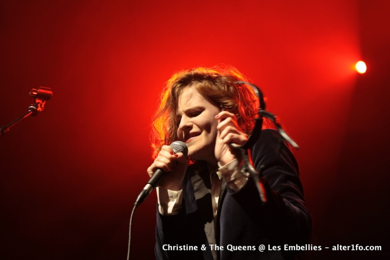 CHRISTINE & THE QUEENS - Queen of Pop. - Page 7 69772013