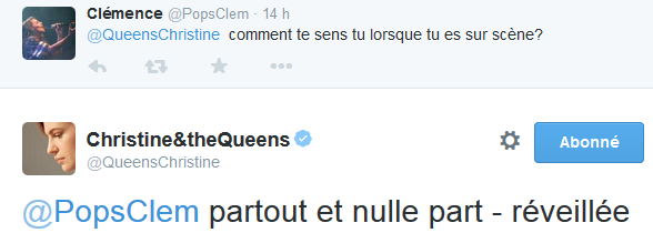 CHRISTINE & THE QUEENS - Queen of Pop. - Page 6 _ypmyo10