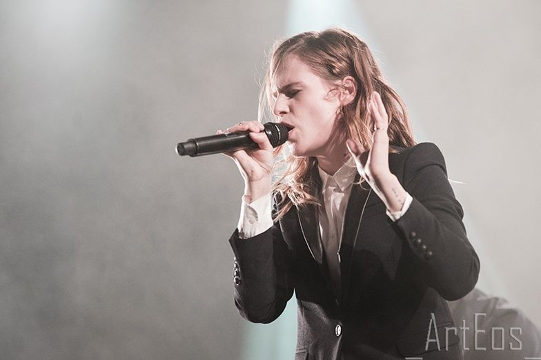 CHRISTINE & THE QUEENS - Queen of Pop. - Page 7 Iku10