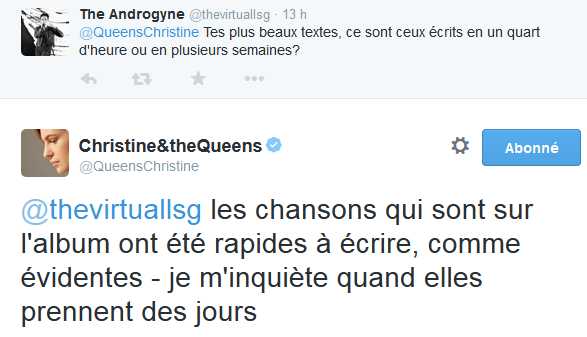 CHRISTINE & THE QUEENS - Queen of Pop. - Page 6 Ilm10