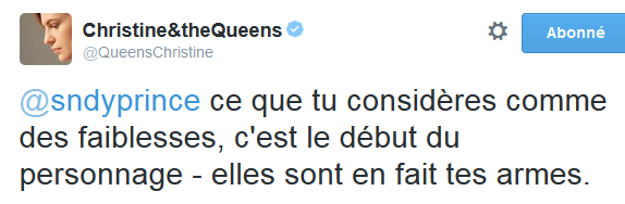 CHRISTINE & THE QUEENS - Queen of Pop. - Page 6 Ily_10