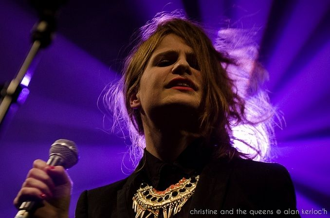 CHRISTINE & THE QUEENS - Queen of Pop. - Page 6 Ioio10