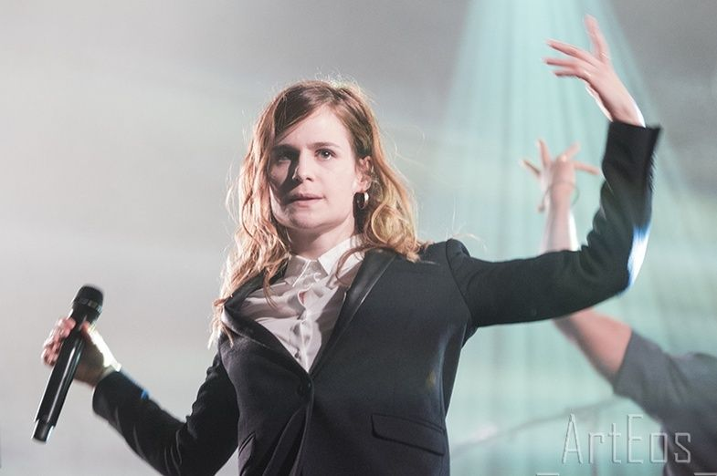 CHRISTINE & THE QUEENS - Queen of Pop. - Page 7 Juky10
