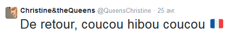 CHRISTINE & THE QUEENS - Queen of Pop. - Page 6 Juyt10