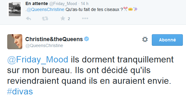 CHRISTINE & THE QUEENS - Queen of Pop. - Page 6 Lym10