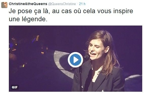 CHRISTINE & THE QUEENS - Queen of Pop. - Page 6 Ob10