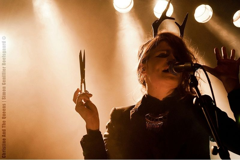 CHRISTINE & THE QUEENS - Queen of Pop. - Page 6 Uyki10