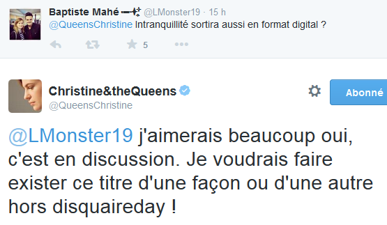 CHRISTINE & THE QUEENS - Queen of Pop. - Page 6 Ykl_y10