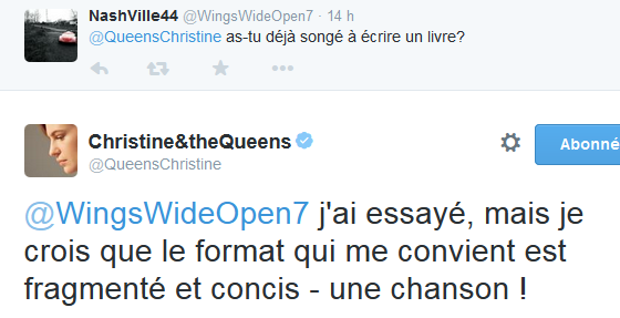 CHRISTINE & THE QUEENS - Queen of Pop. - Page 6 Ypm10