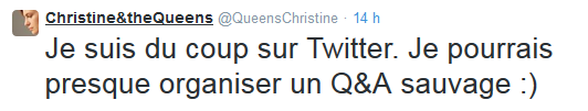 CHRISTINE & THE QUEENS - Queen of Pop. - Page 6 Yytjtu10