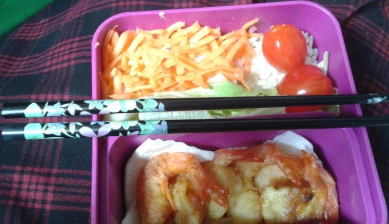 [Cuisine] Bento 20150410