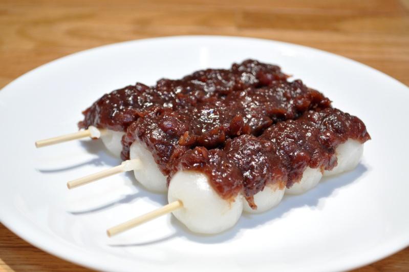 [Cuisine] Dango An_dan10