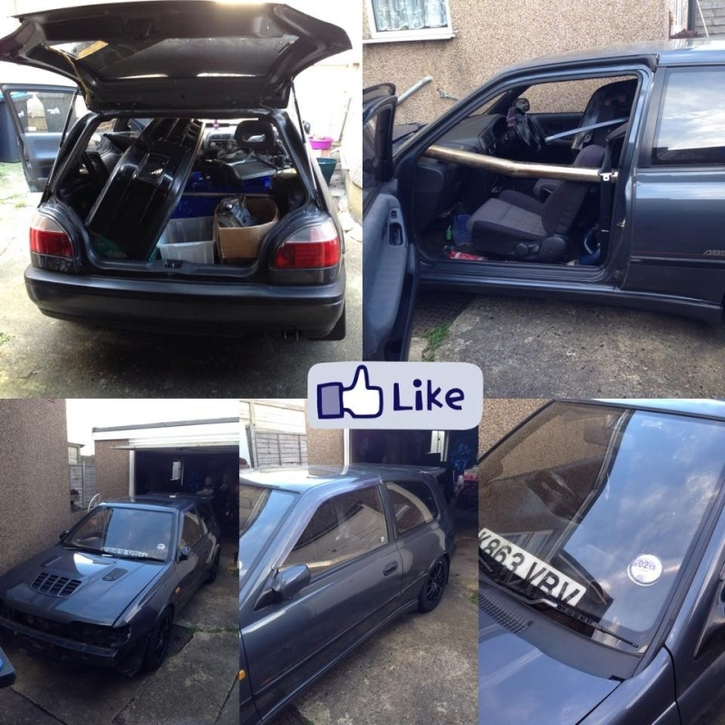 Time to finish my never ending project- Nissan Sunny Gti Sr20ve-t Image11