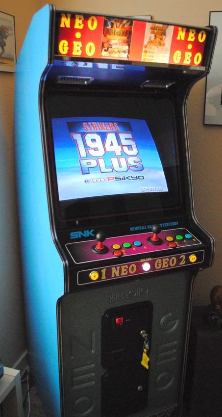 [Mini WIP] Rit Legno Neo Geo Fin11