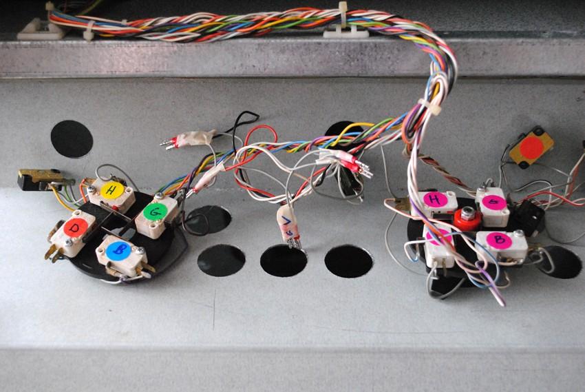 [Mini WIP] Rit Legno Neo Geo Marque10