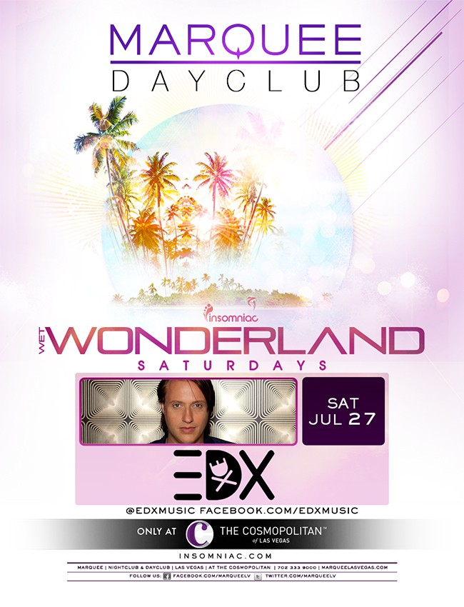2013.07.27. - EDX @ MARQUEE DAY CLUB (LAS VEGAS, USA) 62524410