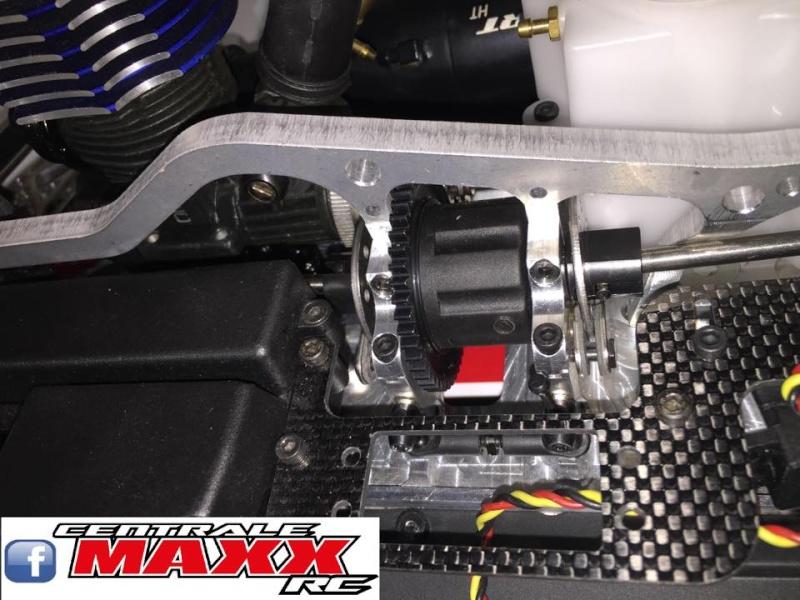 Ghöst Nitro LCG Chassis Ghost310