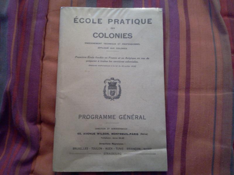 Ma collection : uniformes-coiffures-archives de la Coloniale et la colonisation - Page 5 Photo079