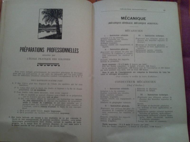 Ma collection : uniformes-coiffures-archives de la Coloniale et la colonisation - Page 5 Photo081