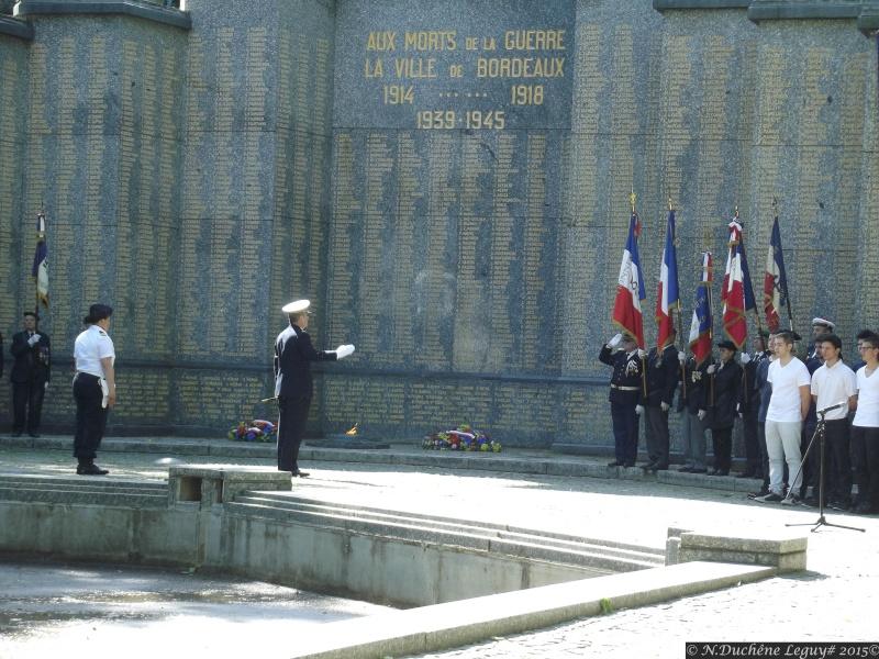 Cérémonie 8 mai 2015 à Bordeaux Dscf3724