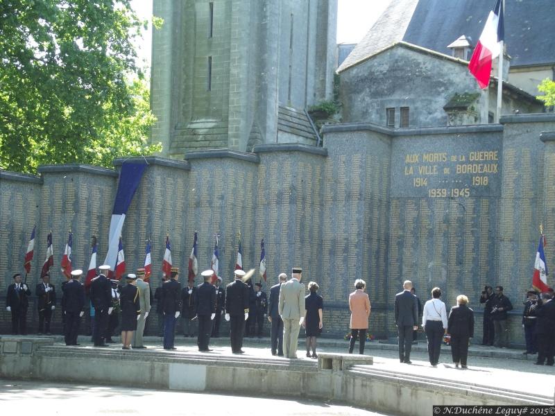 Cérémonie 8 mai 2015 à Bordeaux Dscf3729