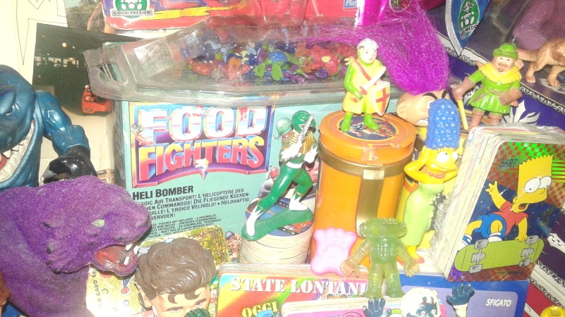 food - collezione completa FOOD FIGHTER + HELIBOMBER 20150525