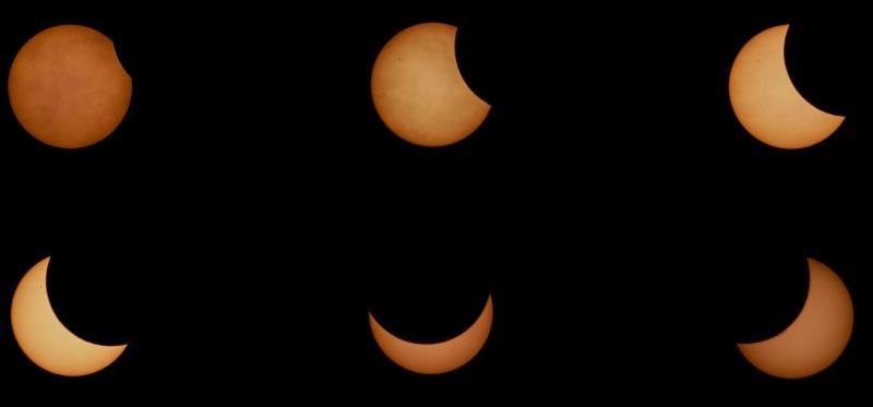 Eclipse de soleil partielle du 20 mars 2015  Fusion10