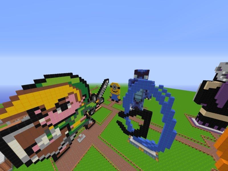 Minecraft Server Album (For All Screenshots)  2015-012