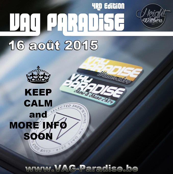VAG Paradise [16 aout 2015] 3b22dc10