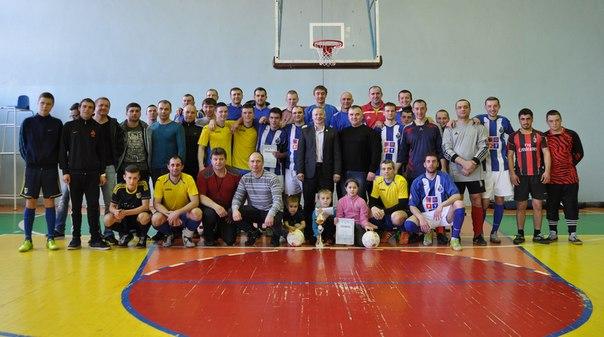 5 апреля в спорткомплексе «Артемсоль» состоялся финальный тур по мини-футболу за кубок генерального директора ГП «Артемсоль». 4sq1yw10