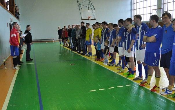 5 апреля в спорткомплексе «Артемсоль» состоялся финальный тур по мини-футболу за кубок генерального директора ГП «Артемсоль». Qx-d0u10