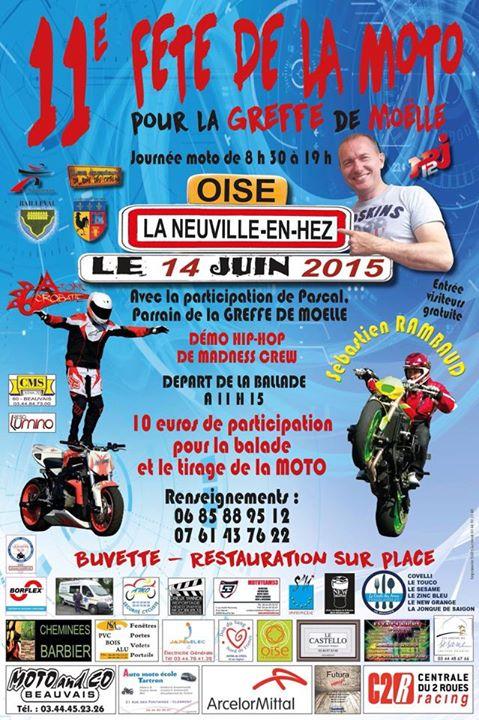 Fête de la Moto La Neuville en Hez 60 Neuvil10