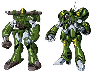 Macross/Robotech Armure11