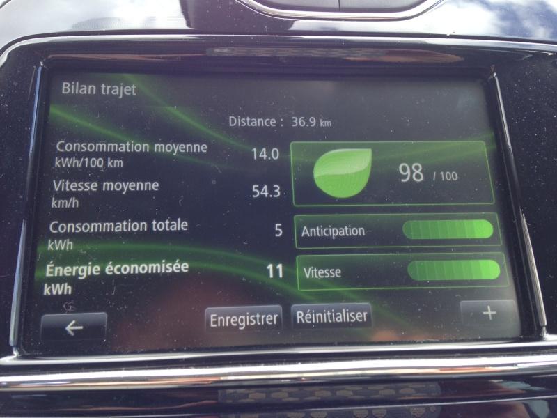 Chargée à 100% - Autonomie affichée 92 km ! Image810