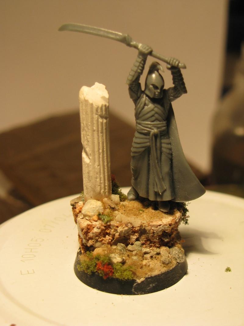 réaliser un socle colonne antique en ruine en 10 minutes! Img_4914