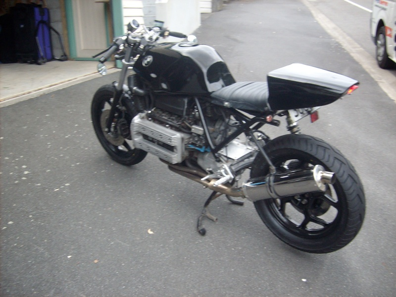 Another K100 cafe racer. - Page 3 Sany0617