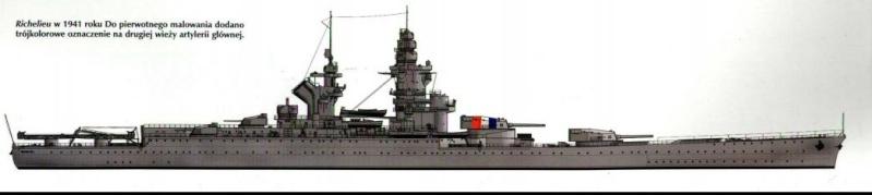 Diorama du Richelieu a Dakar 1941-42 Trumpeter  au 350em 3eme partie - Page 3 Captur17